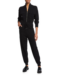 Geren Ford Contrast-Trim Dress- Apparel- Neiman Marcus