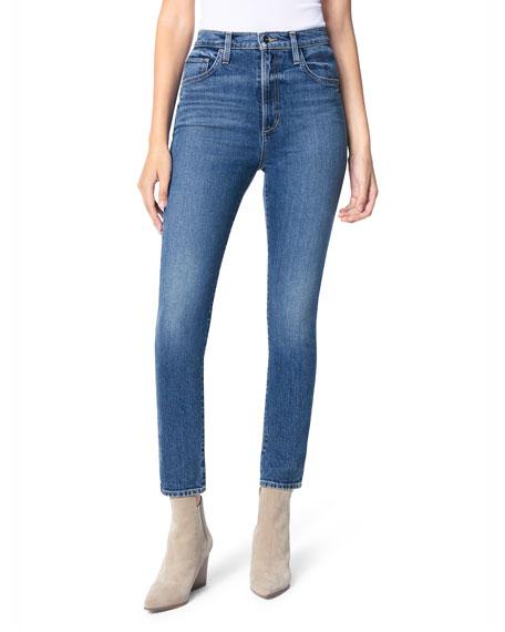 Joe's Jeans The Raine Super High-Rise Skinny Jeans