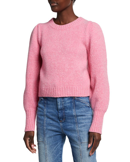 A.L.C. Kari Lambswool-Cashmere Sweater