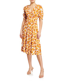 Marc By Marc Jacobs Dot Dress -  MARC by Marc Jacobs -  Neiman Marcus :  chic marcus womens gold