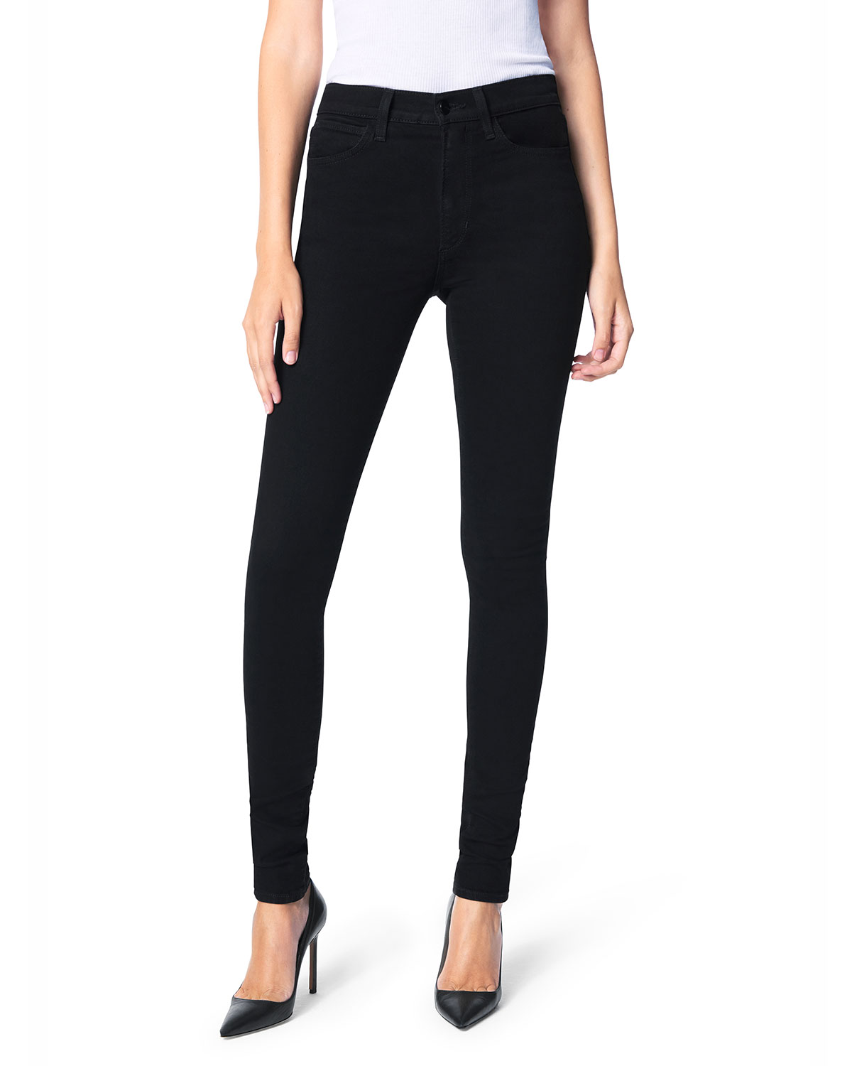 The High-Rise Twiggy Skinny Jeans