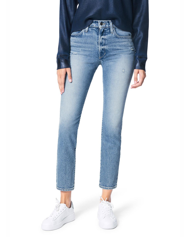 The Luna Ankle Cigarette Jeans