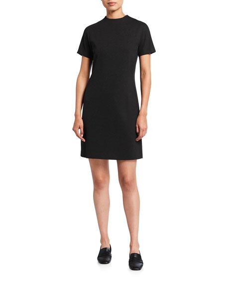 Theory Dolman-Sleeve Regent Knit Dress