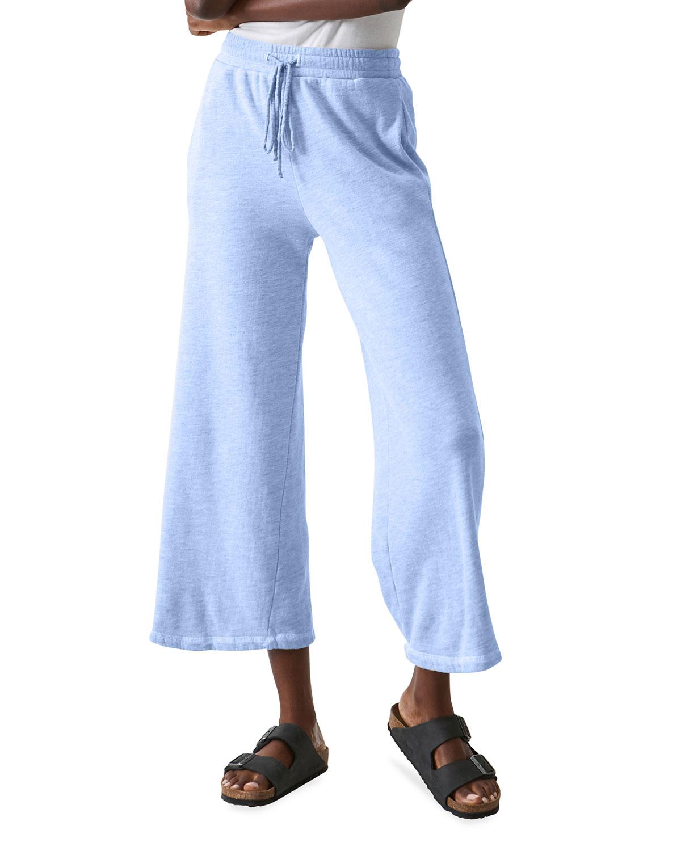 Isa Wide-Leg Sweatpants
