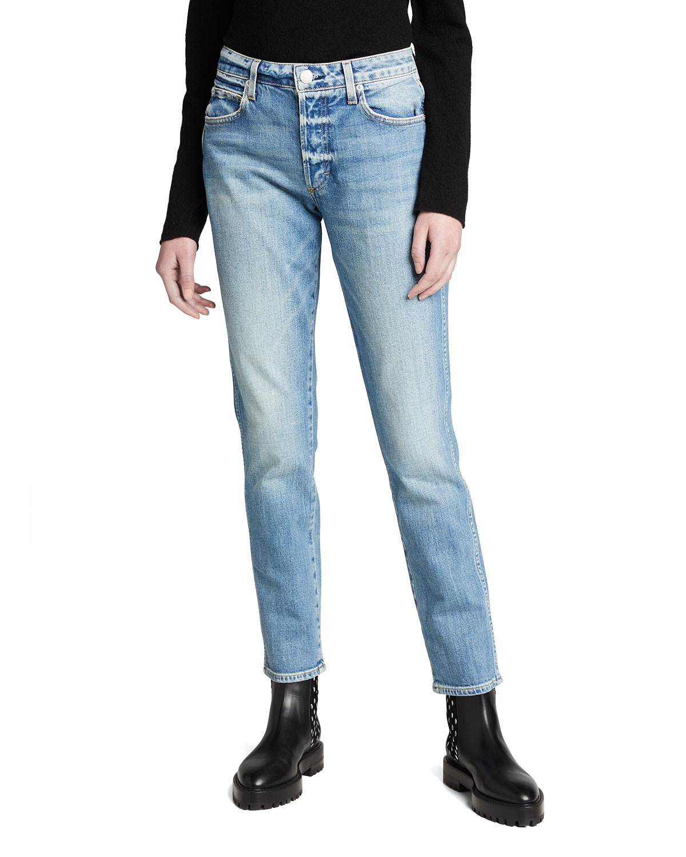 Tomboy High-Rise Boyfriend Jeans