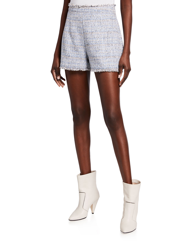 Coronado Tweed Shorts