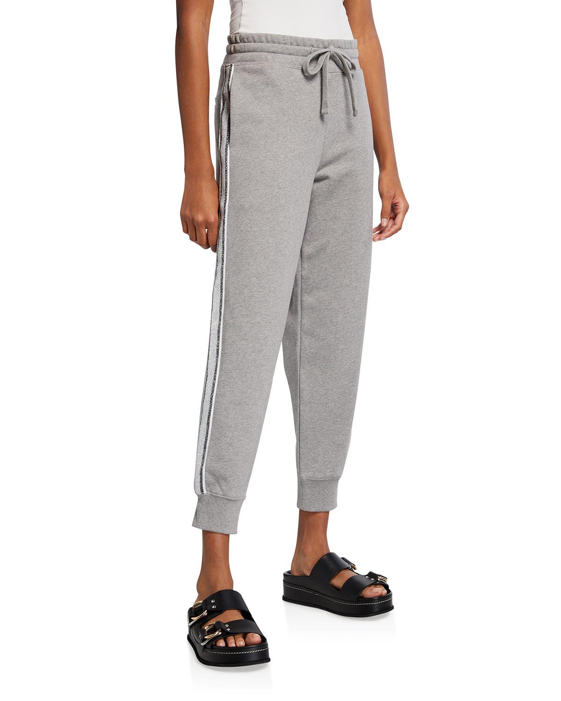 Sera Sweatpants with Side Stripes