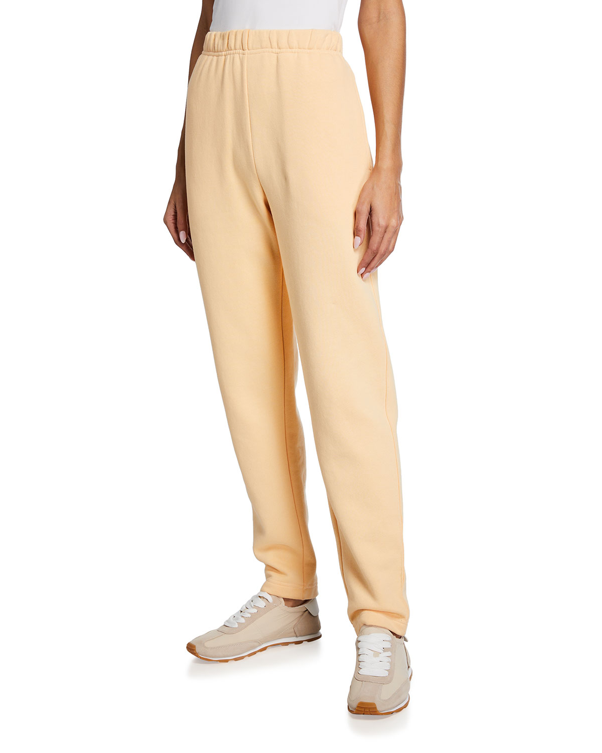 A.l.c ROGER II FRENCH TERRY PANTS