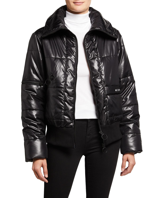 Flurry Puffer Jacket