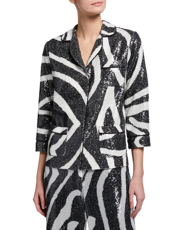Wiona Glitter Jacket
