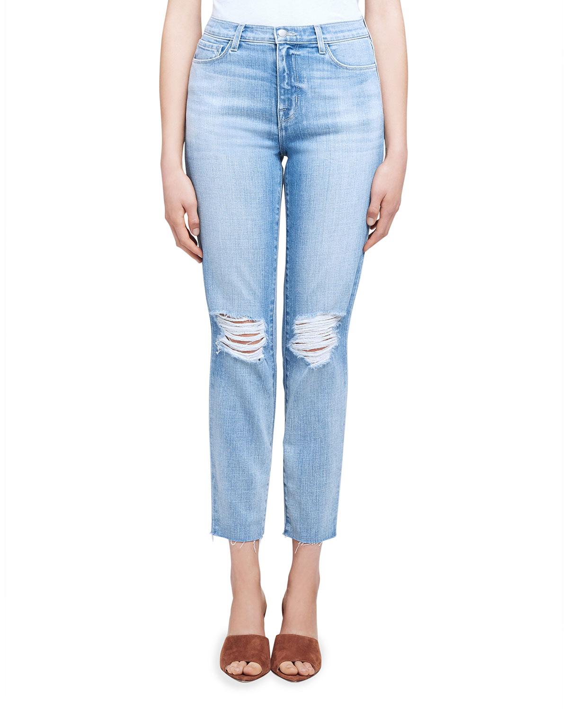 El Matador French Slim Distressed Jeans
