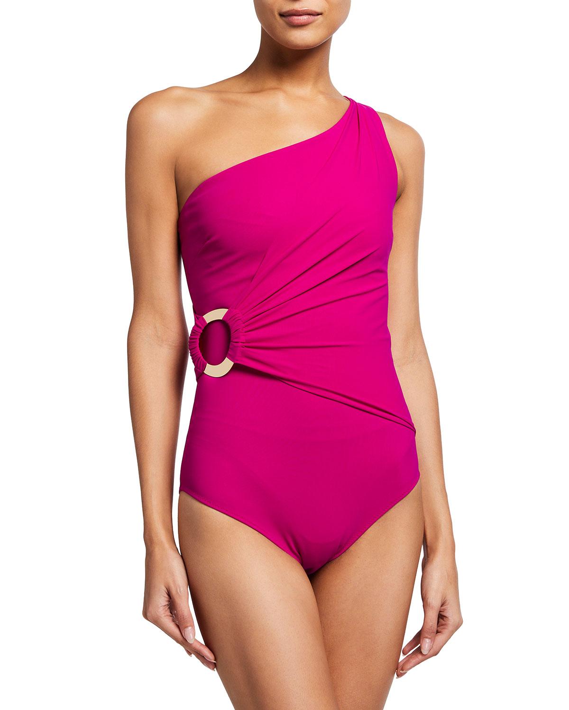 Else One-Shoulder One-Piece Swimsuit