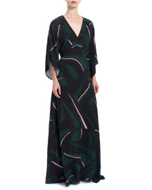 Marchesa Couture Draped Dress -  Shop By Silhouette -  Neiman Marcus :  marchesa designer dress draped