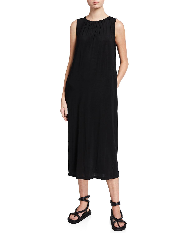 Max Mara Dresses SLEEVELESS JERSEY DRESS