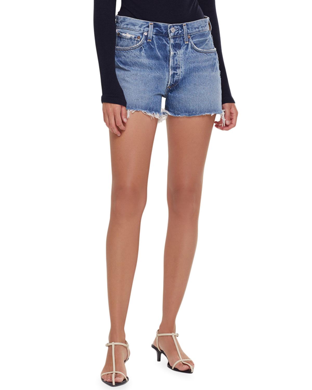 Parker Frayed Cutoff Shorts