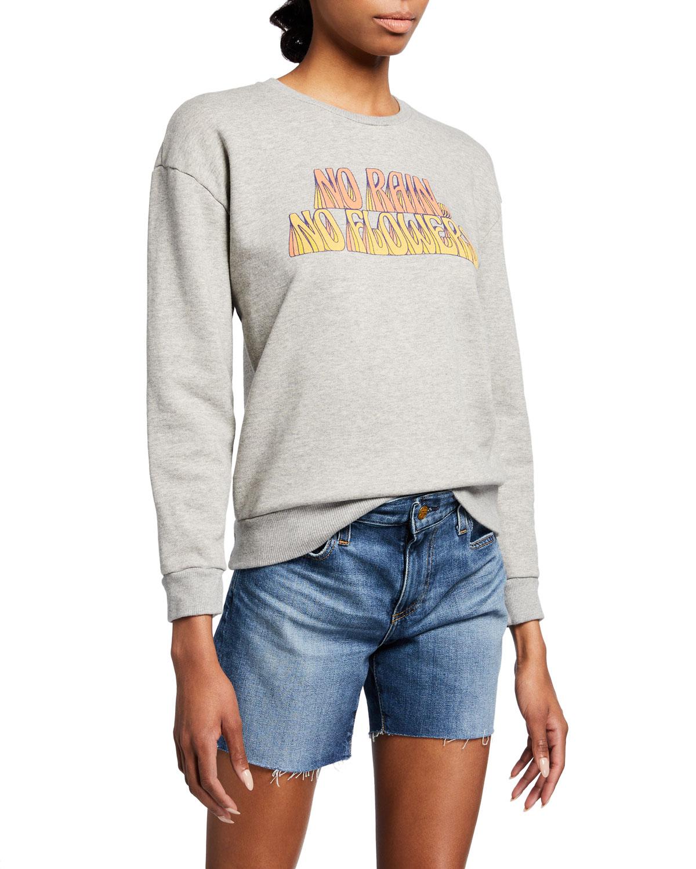 The Drop Warm Up Crewneck Sweatshirt