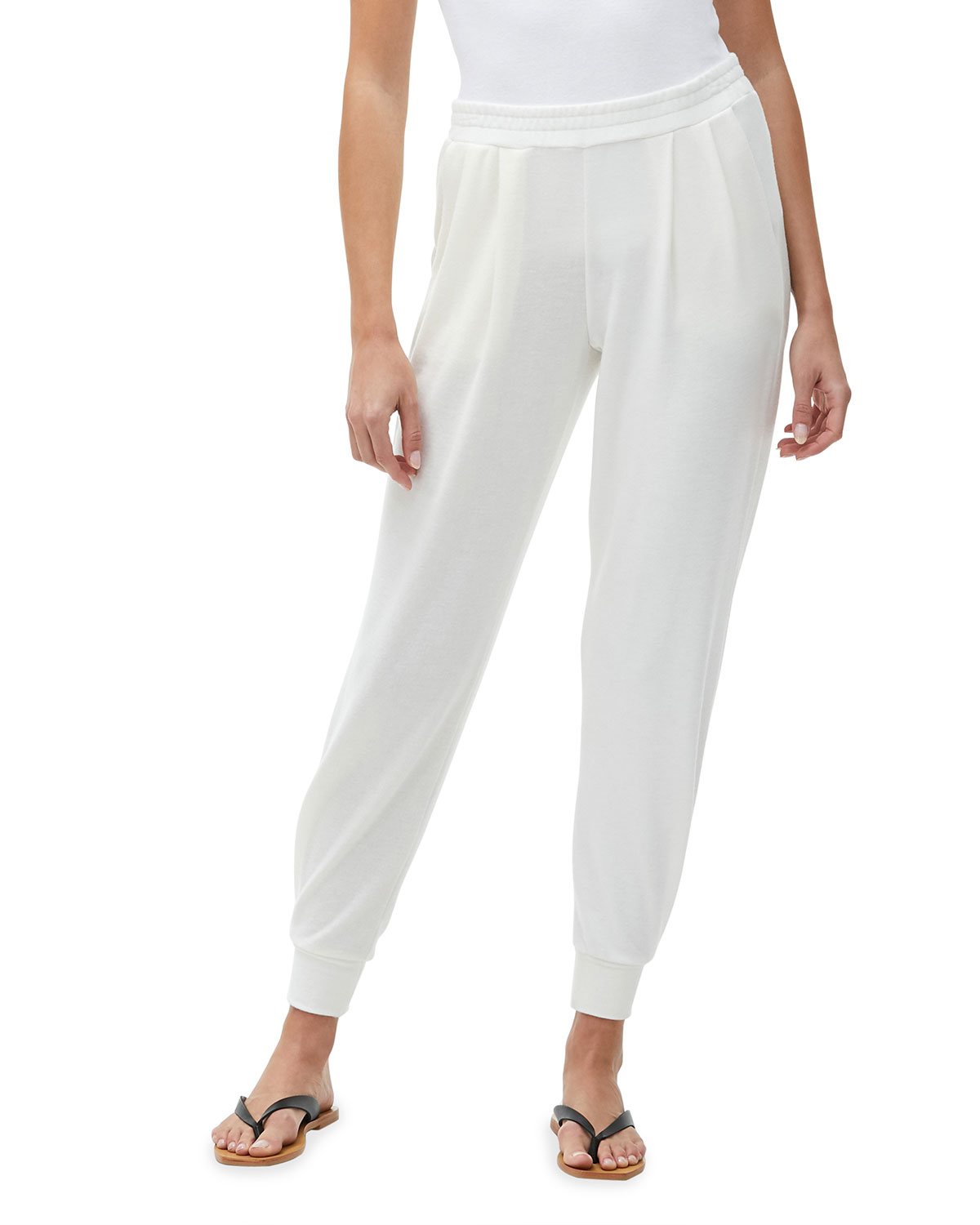 Myla Pleated Relaxed Joggers