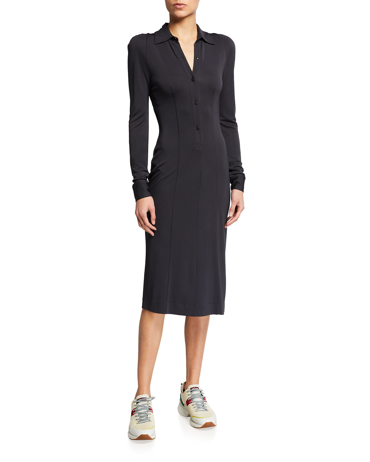 Rag & Bone SABEEN LONG-SLEEVE SHIRTDRESS