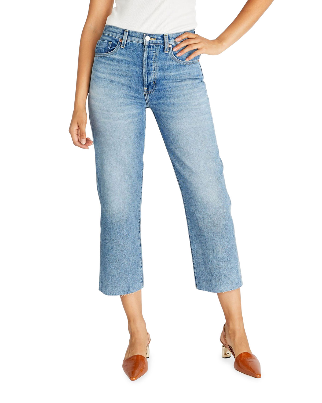 Tyler Vintage Straight-Leg Jeans