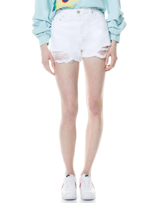 Amazing High-Rise Vintage Shorts