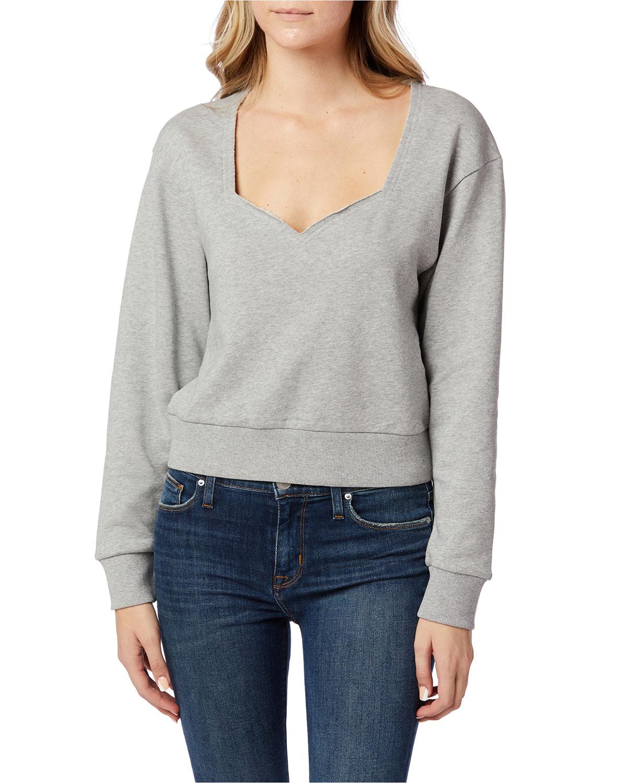 Sweetheart Cotton Sweatshirt
