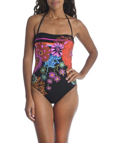 Elektrik Fiji Tie Red Men/'s Bikini Swimwear Nylon Spandex