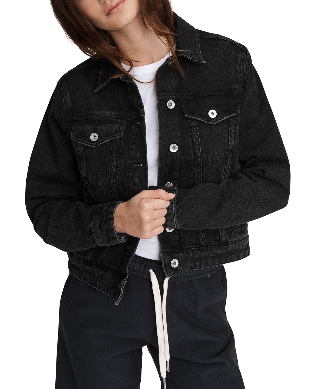Rag & Bone Clothing NICO DENIM JACKET
