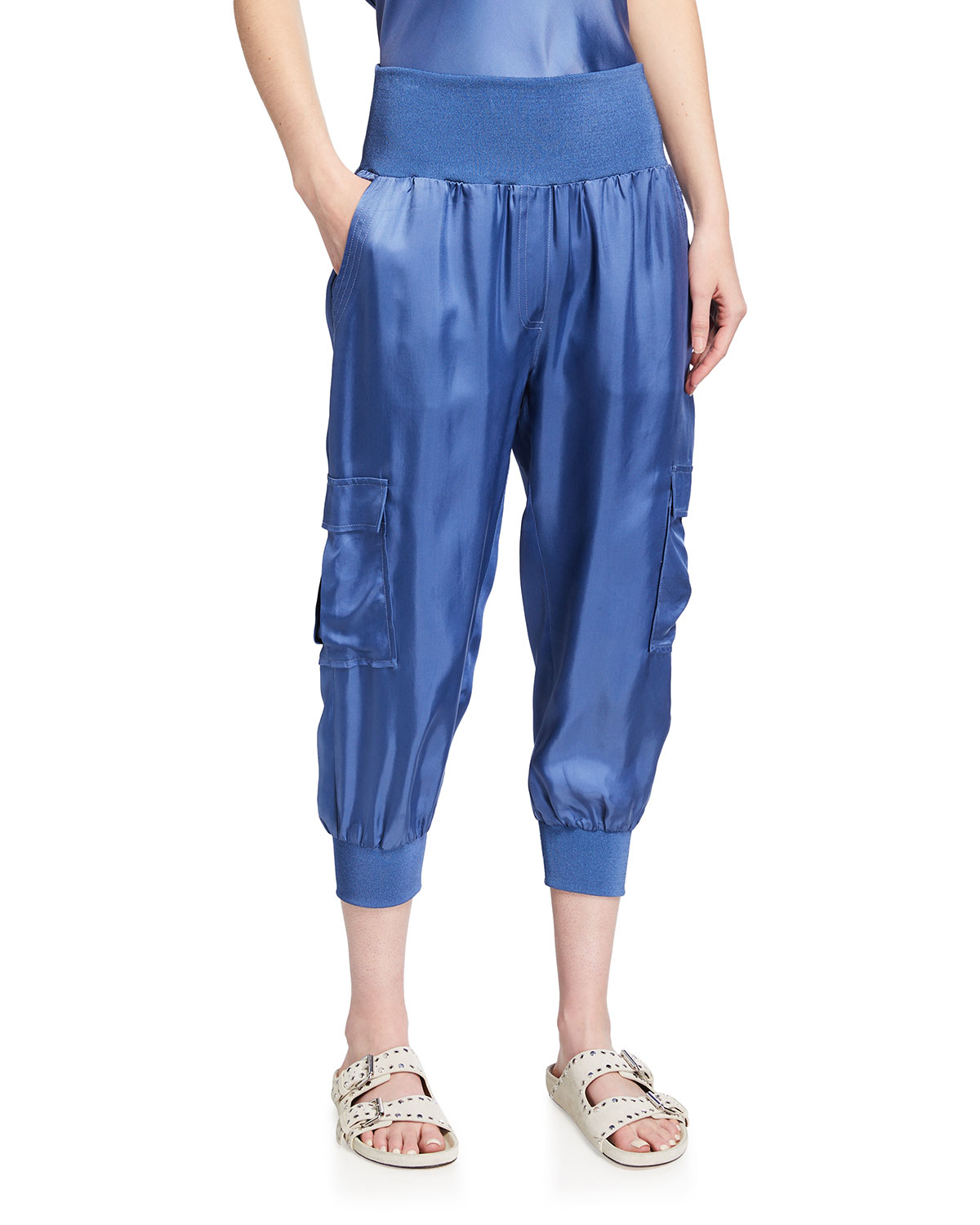 Giles Cropped Pants