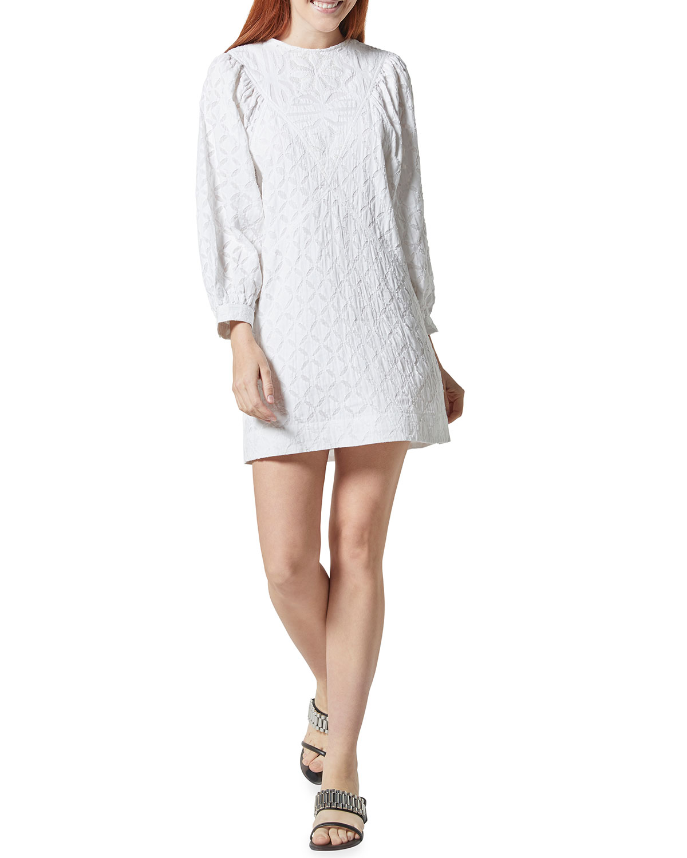 Corley Diamond Mini Dress