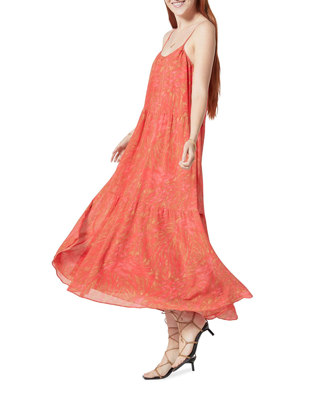 Gidley Printed Dress