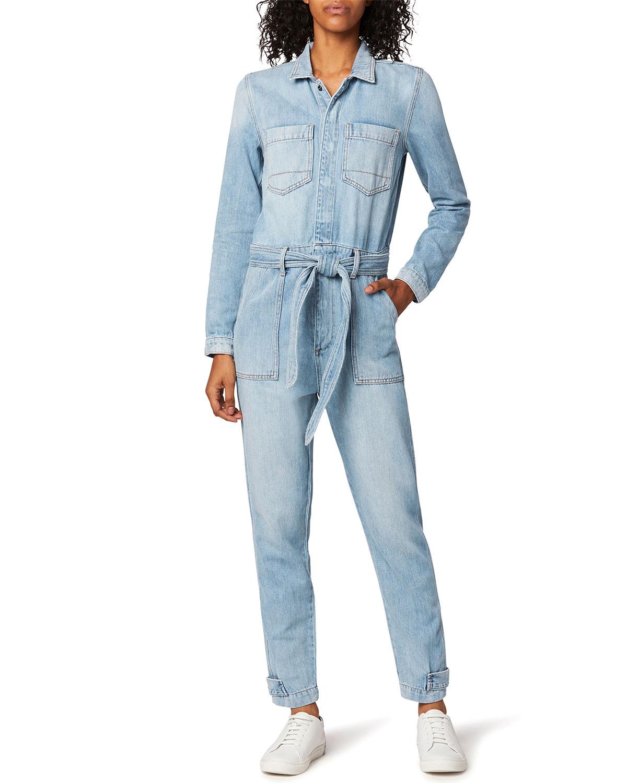 Joe's Jeans Denims THE ALEXA DENIM JUMPSUIT