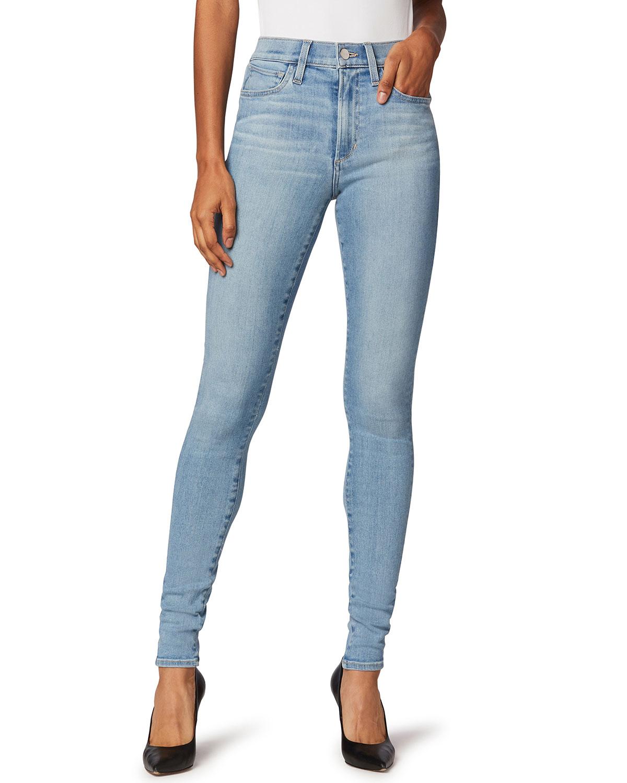 Joe's Jeans THE TWIGGY HIGH-RISE SKINNY JEANS