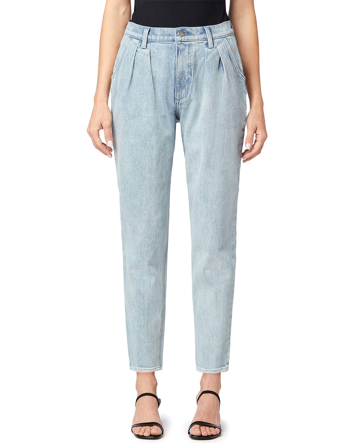The Peggy Straight-Leg Jeans