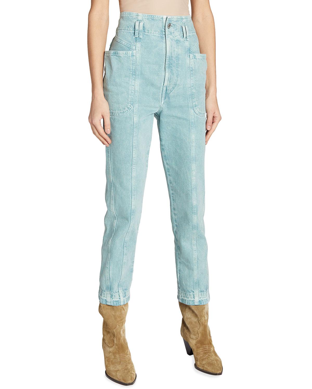 Tucson High-Rise Jeans