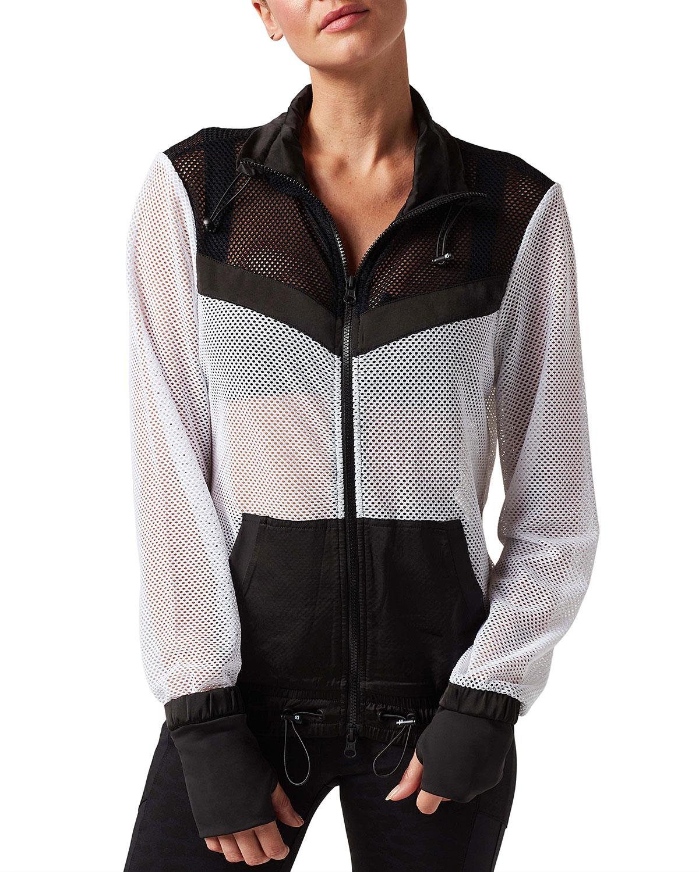 Alfresco Colorblock Jacket