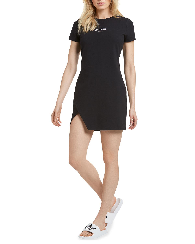Juicy Couture SHORT-SLEEVE TEE DRESS