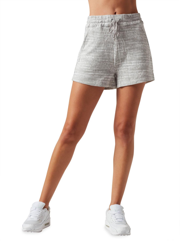 Luxe Fleece Lounge Shorts