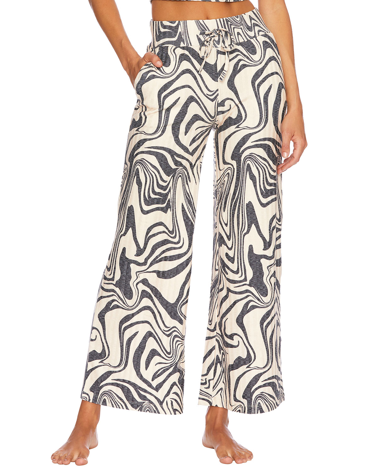 Beach Riot RIOT PSYCHEDELIC SWIRL PANTS