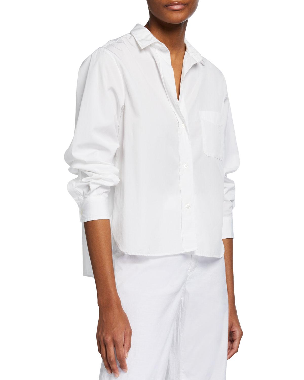 Silvio Woven Button-Up Shirt