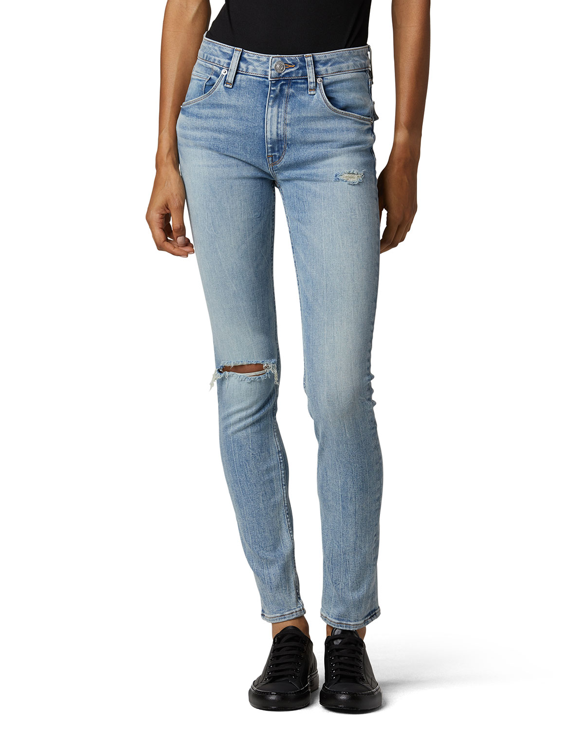 Collin High-Rise Skinny Jeans