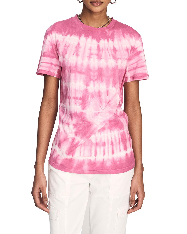 Teddie Tie-Dye Twist T-Shirt