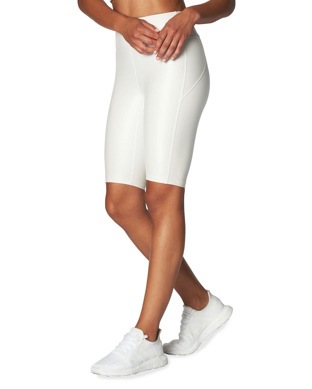 Dutchess Satin Biker Shorts