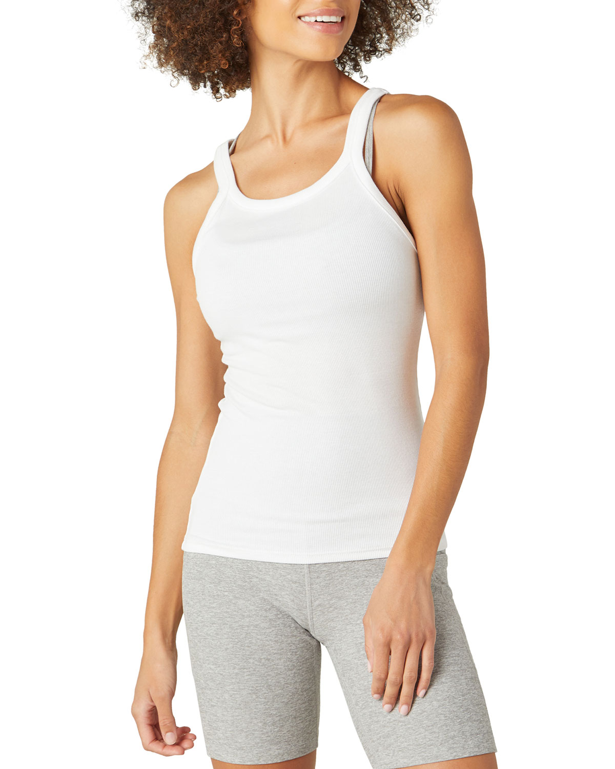 Beyond Yoga EVERYDAY RIBBED TANK TOP
