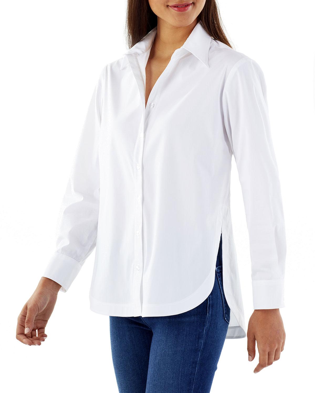 Keller Silky Poplin Shirt