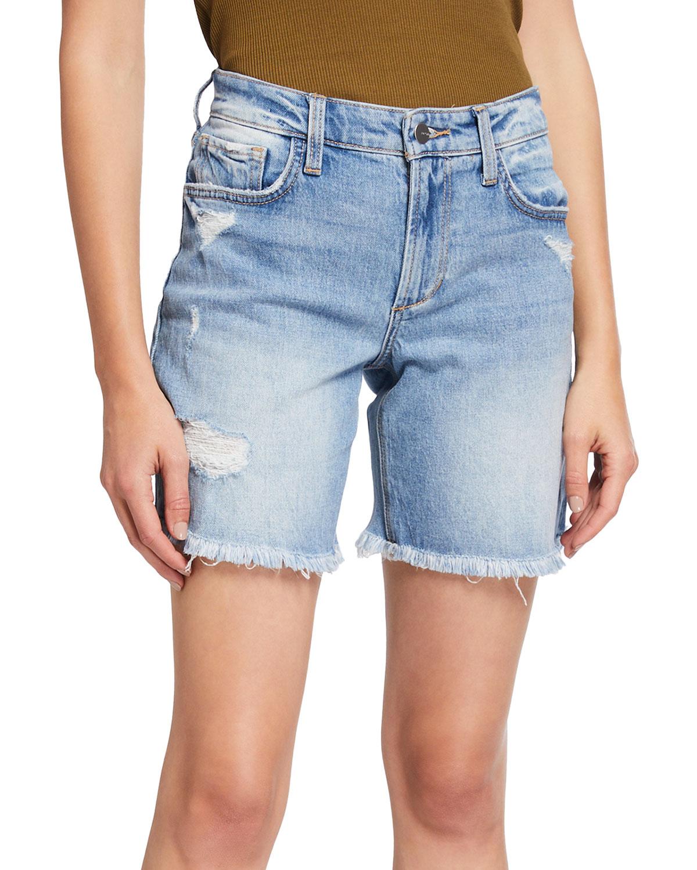 "Joe's Jeans THE 7"" LARA BERMUDA SHORTS"
