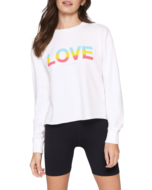 Mazzy Love Pullover Sweatshirt