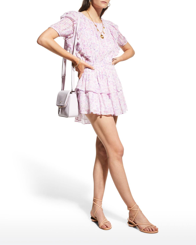 Natasha Ditsy Floral Mini Dress
