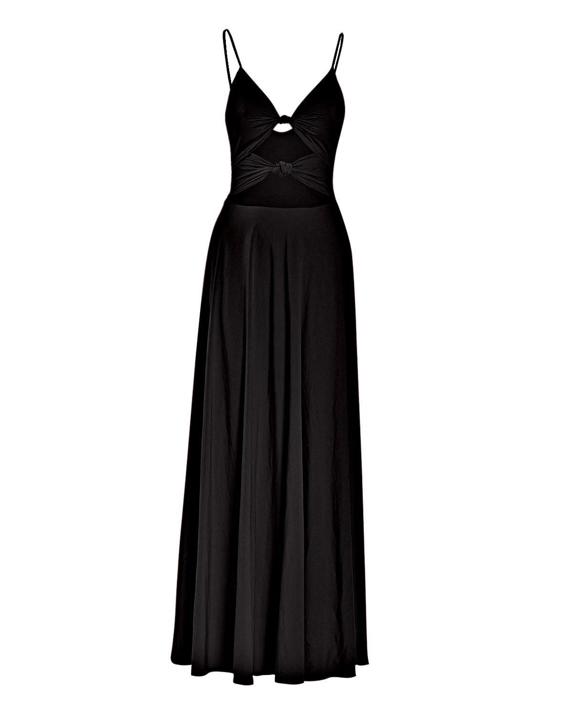 Sol Reversible Maxi Coverup Dress