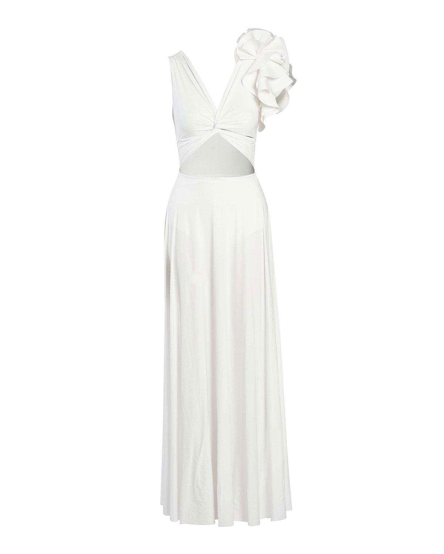 Blanca Reversible Coverup Maxi Dress
