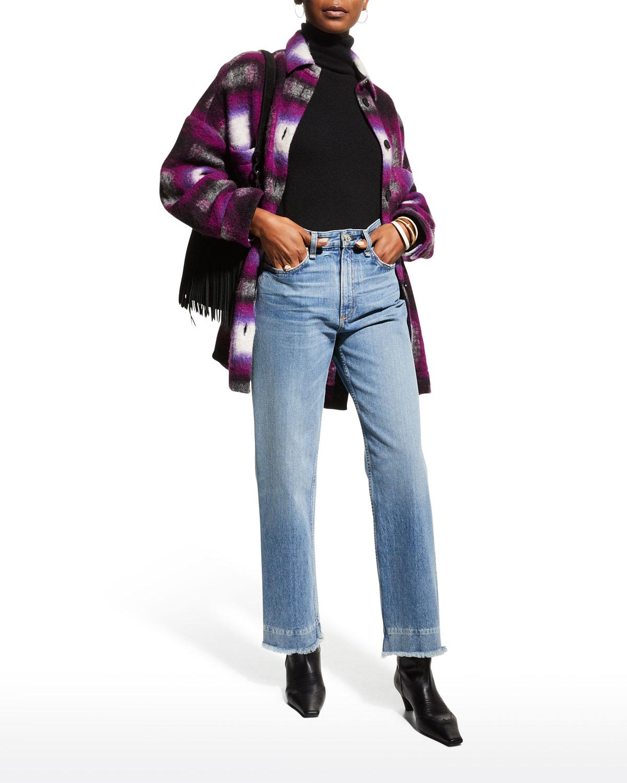 Harwel Wool Shirt Jacket